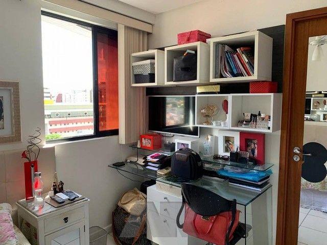 Apartamento para venda com 97 metros quadrados com 3 quartos em Ponta Verde - Maceió - AL - Foto 16