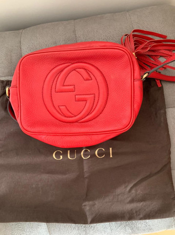 Bolsa Gucci Soho Original - Foto 2
