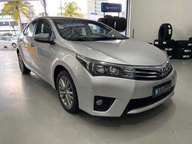 Corolla XEI 2.0 Flex aut. 2017 BLINDADO