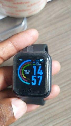 Smartwatch Relógio Inteligente Original Y68/D20 - Foto 3