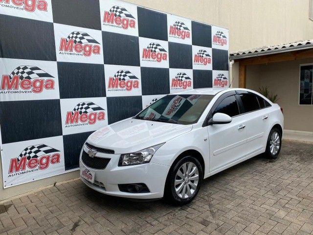 gm Cruze Sedan ltz 2014 Mais completo da categoria + Emplacamento 2021 Pago