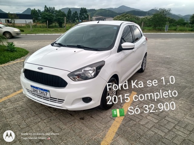 Ford ka único dono 1.0 pra vender hoje  - Foto 6