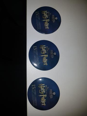 Broches Harry Potter