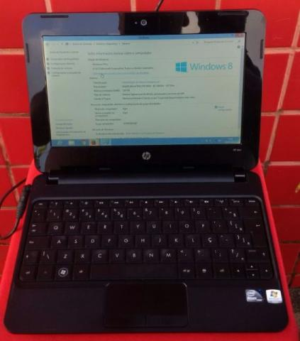 Netbook HP Mini 210-1024la 10