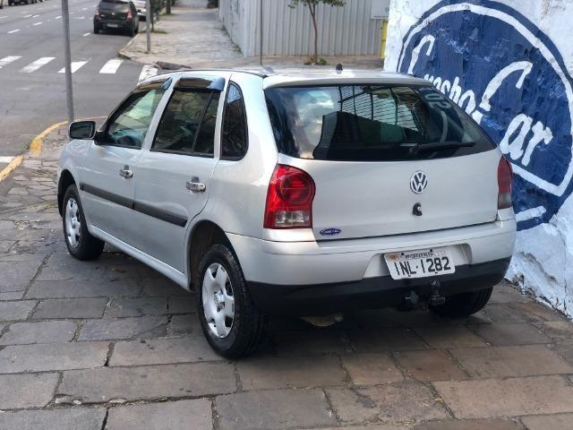 Vw - Volkswagen Gol 1.0 8v 2007 - Foto 2
