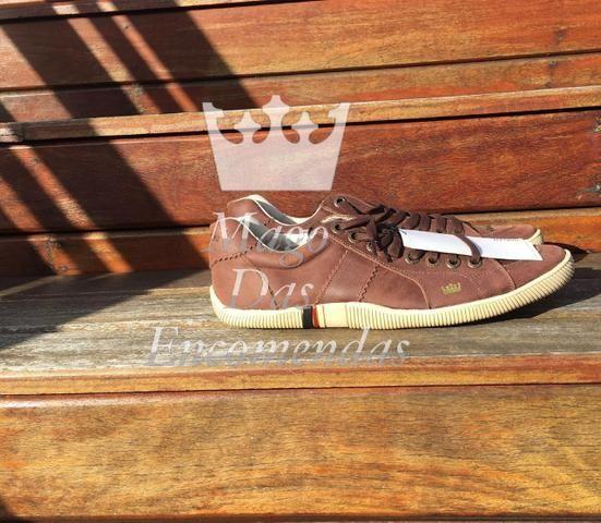 fb59882c2 Sapatênis Osklen | Originais | marrom - Roupas e calçados - Dix Sept ...