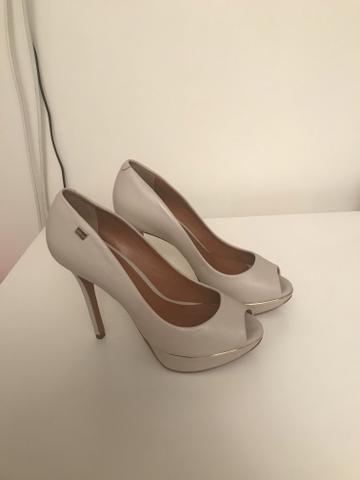 19e09ffef Sapato Peep toe Luz da Lua - Roupas e calçados - Centro, Curitiba ...