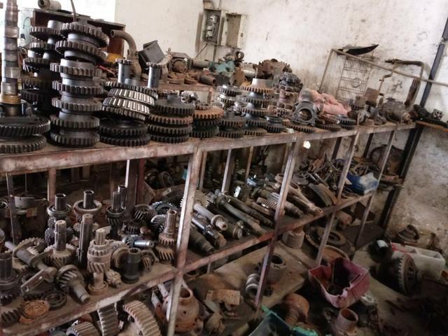 Ferro Velho de trator carioca