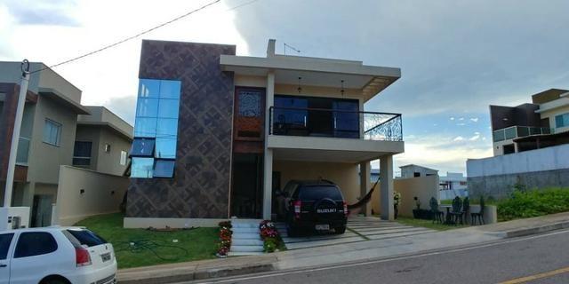 Casa no Condomínio Novo Leblon - Toda Mobiliada