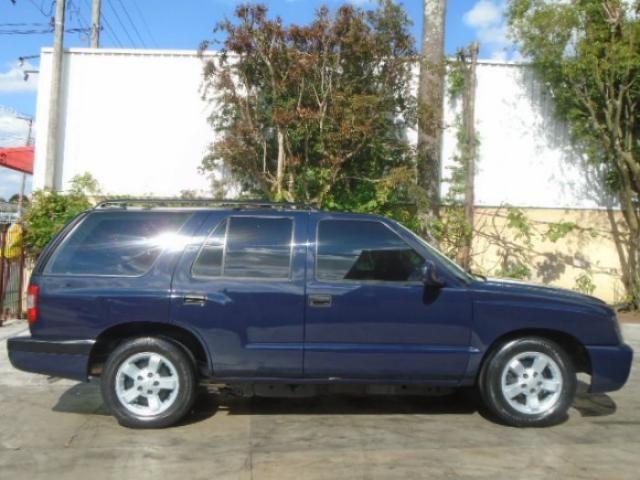 Chevrolet blazer 2005 2.4 mpfi advantage 4x2 8v gasolina 4p manual - Foto 15
