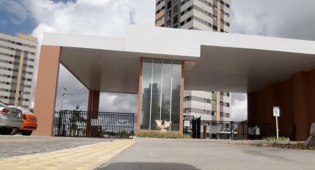 Por trás da Toyolex em Cidade Satelite - 2Quartos - Financie até 90%