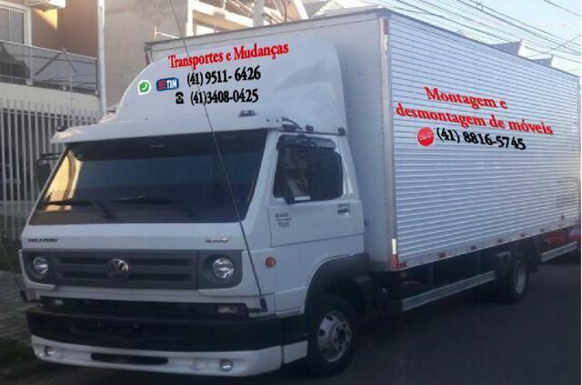 Fretes mudanças viagens desmontagem e montagem de móveis ligue *