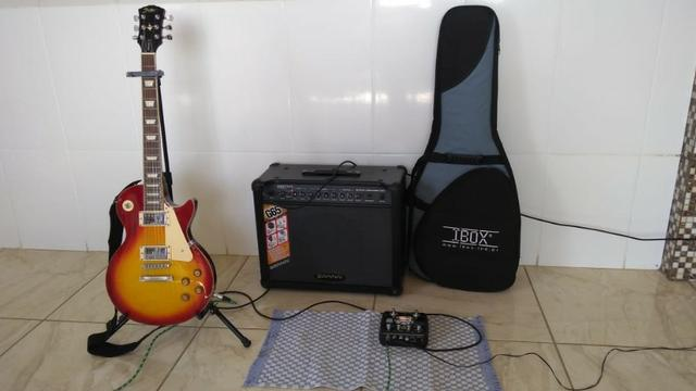 Guitarra Les Paul Shelter Nashville