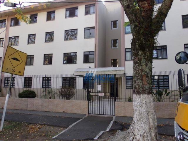 Apartamento para alugar, 58 m² por r$ 850,00/mês - boa vista - curitiba/pr