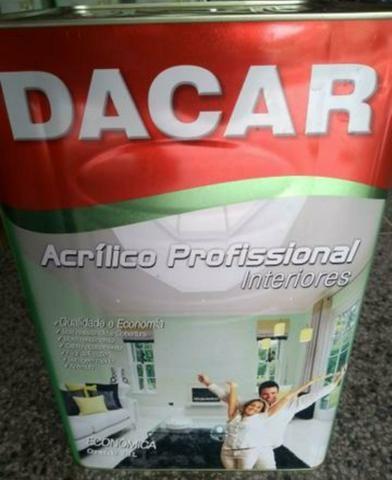 Tinta Acrílica 18L DACAR