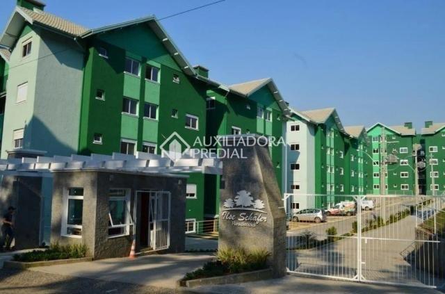 Apartamento para alugar com 2 dormitórios em São luiz, Canela cod:299218