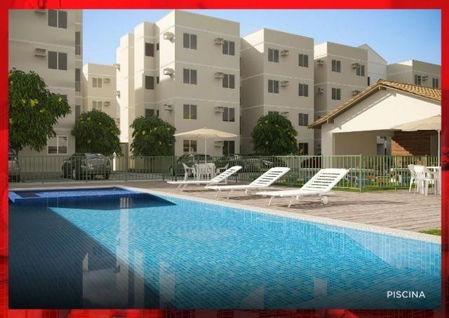 Apartamento com 2 quartos no Janga, excelente localização e área de lazer completa - Foto 6