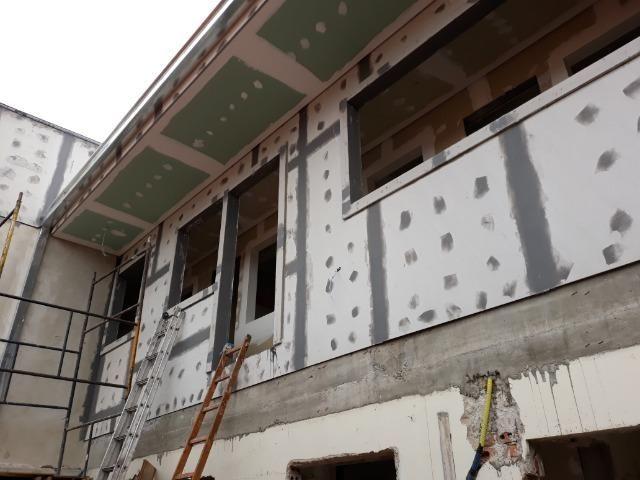 Steel frame forros drywall e forros em usopor - Foto 5