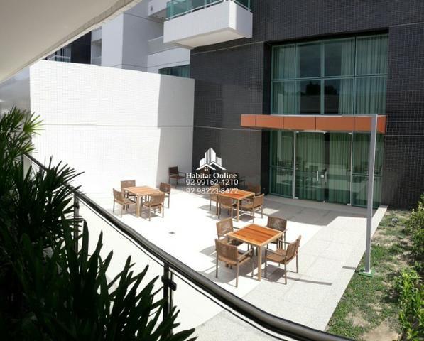 Atmosphere Adrianópolis 4 suítes fino acabamento pronto para morar - Foto 6