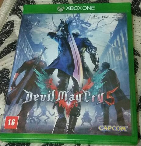 Devil May Cry 5 / xbox one