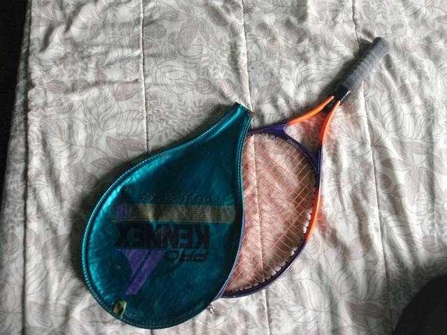 Raquete tênis - pró kennex