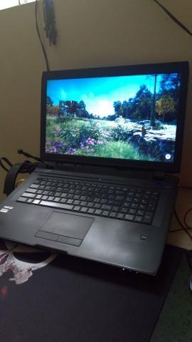 Notebook Gamer GTX 980m SLI com o i7 da 4gen mais TOP i7 4900MQ