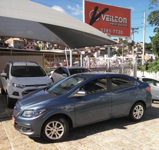 Chevrolet Prisma 2014 1.4 Ltz Automatico Couro My Link Emplacado Revisado