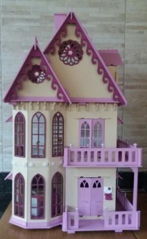 Casinhas de boneca Polly