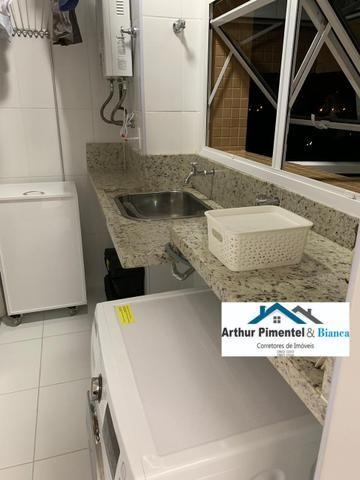 Planto GreenVille Nascente 2/4 com Home finamente decorado - Foto 7