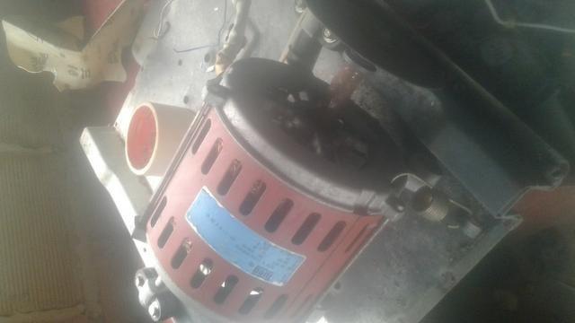 Motor delavadora