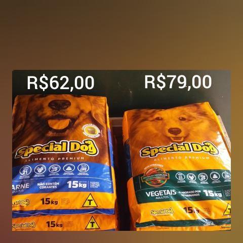 Ração Special dog somente venda