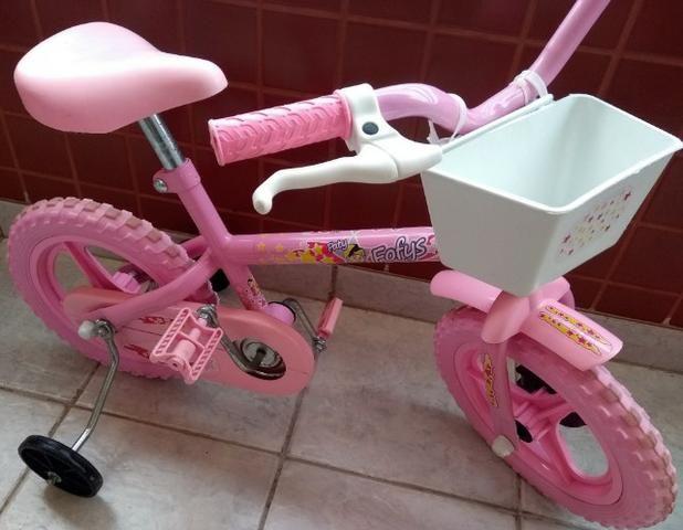 Bicicleta meninas - aro 12 - bike infantil