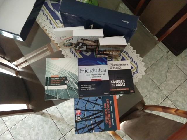 Coleção De Livros Engenharia Civil - Mundial Editora