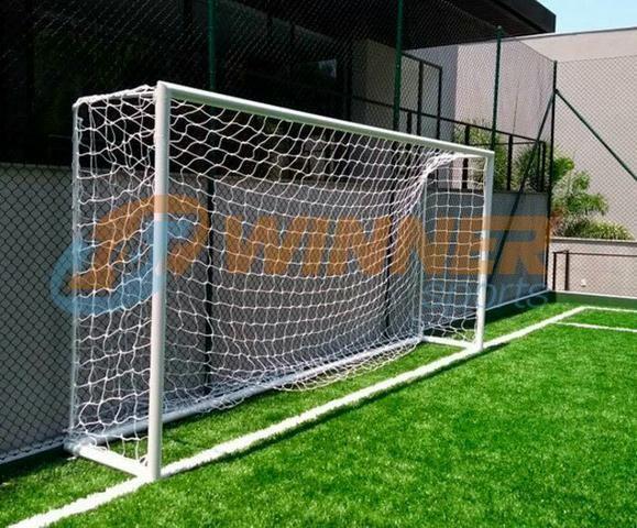 Traves de Campo e futsal para condominios,clubes e chacaras