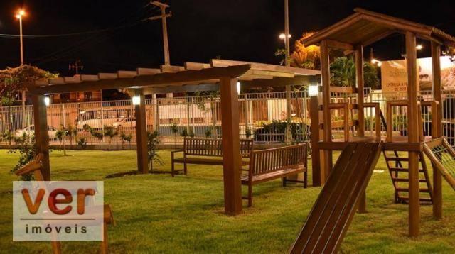 Apartamento com 2 dormitórios à venda, 52 m² por R$ 279.000,00 - Presidente Kennedy - Fort - Foto 13
