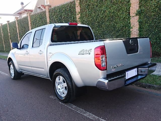 Nissan Frontier S 2.5 4X4 Turbo Diesel Impecável - Foto 6