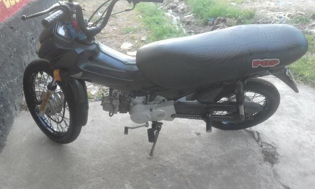Moto pop 100 - Foto 2