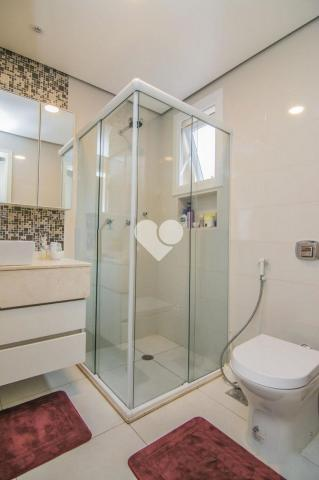 Casa para alugar com 3 dormitórios em Jardim do salso, Porto alegre cod:58470000 - Foto 15