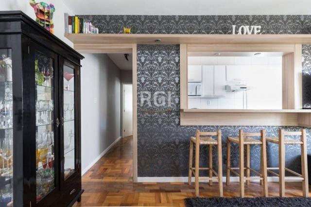 Apartamento à venda com 1 dormitórios em São joão, Porto alegre cod:HT207 - Foto 3