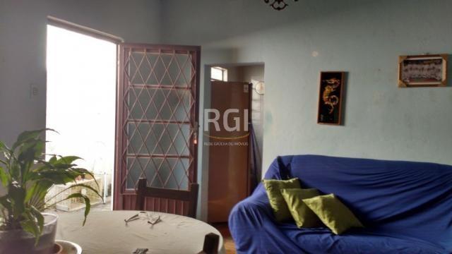 Casa à venda com 2 dormitórios em Nonoai, Porto alegre cod:BT8919