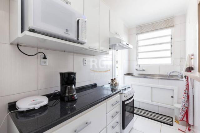 Apartamento à venda com 1 dormitórios em São joão, Porto alegre cod:HT207 - Foto 11