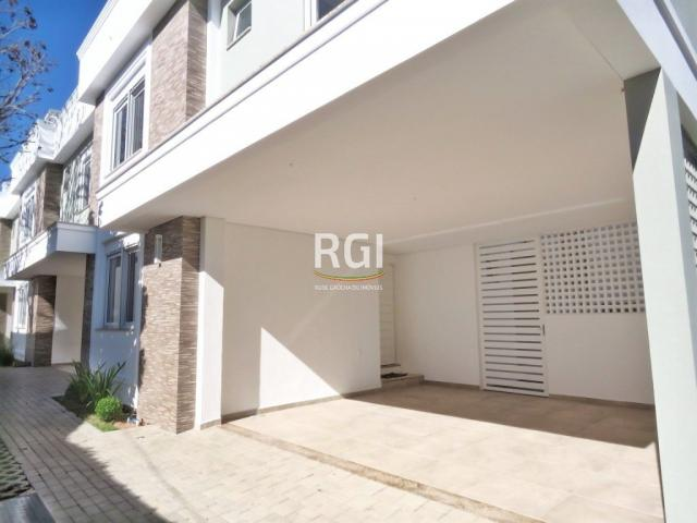 Casa de condomínio para alugar com 3 dormitórios em Nonoai, Porto alegre cod:BT8012 - Foto 2
