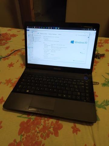 Notebook Samsung i3 8 Gb de RAM SSD