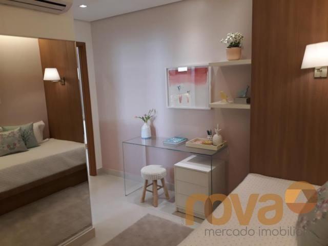 Apartamento à venda com 3 dormitórios em Setor marista, Goiânia cod:NOV89112 - Foto 15