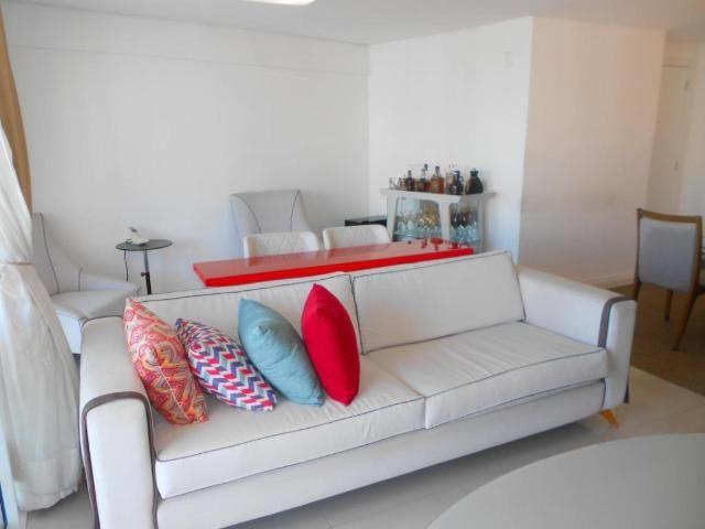 Apartamento com 3 suítes e lazer completo no Ed. Vintage Aldeota. AP0590 - Foto 9