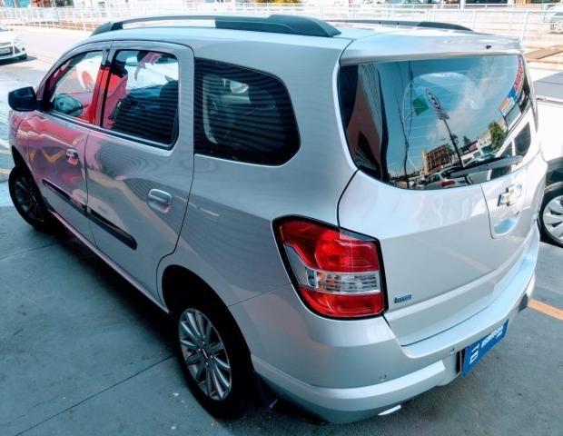 CHEVROLET SPIN 2014/2015 1.8 ADVANTAGE 8V FLEX 4P AUTOMÁTICO - Foto 4