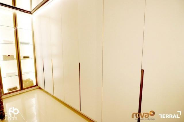 Apartamento à venda com 3 dormitórios em Setor bueno, Goiânia cod:NOV235717 - Foto 20