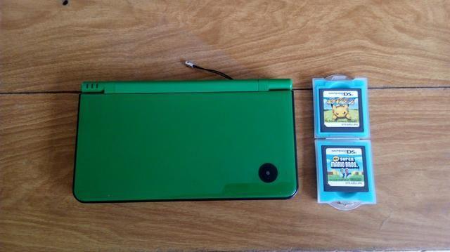 Nintendo DSi LL/XL Verde - Foto 4