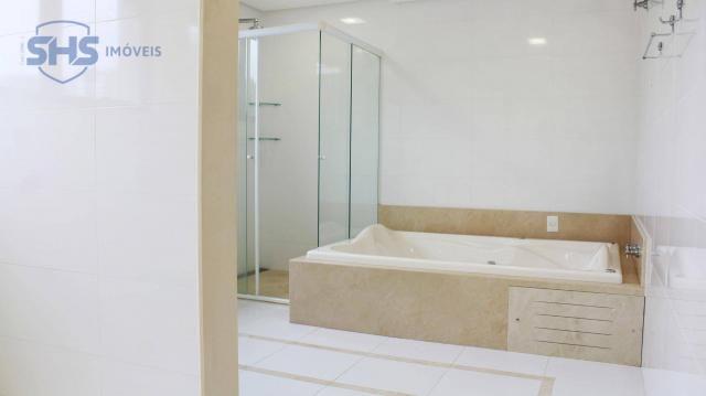 Apartamento com 3 dormitórios para alugar, 350 m² por r$ 4.700/mês - ponta aguda - blumena - Foto 7