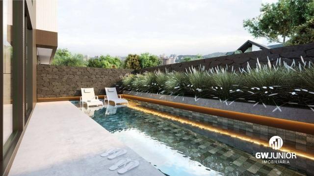 Apartamento à venda com 3 dormitórios em Santo antônio, Joinville cod:533 - Foto 6